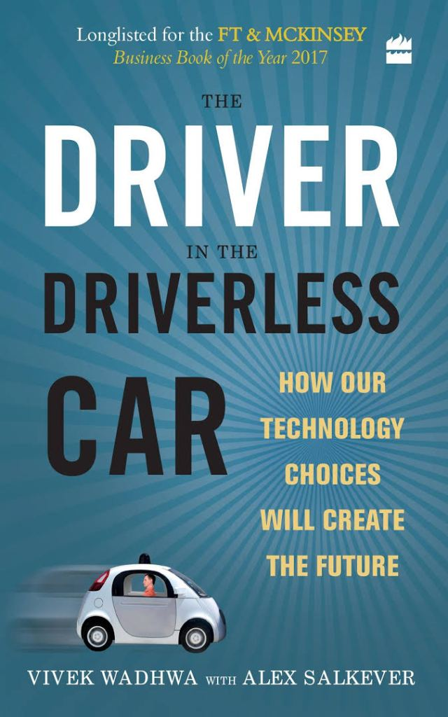 driver in the driverless car